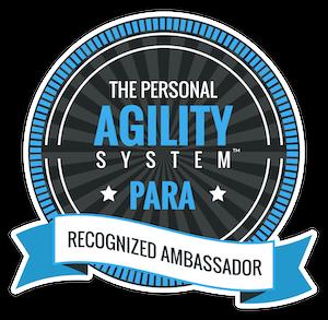 Personal Agility Recognized Ambassador Badge