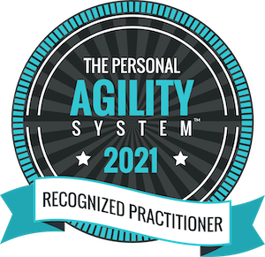 PARP Personal Agility Recognized Practitioner 2021 Badge 300x300